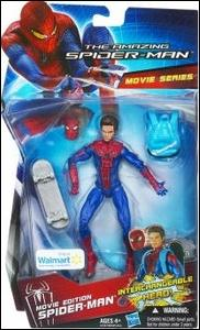 "Amazing Spider-Man (6"" Figures)  Movie Edition Spider-Man (Movie Series) by Hasbro"