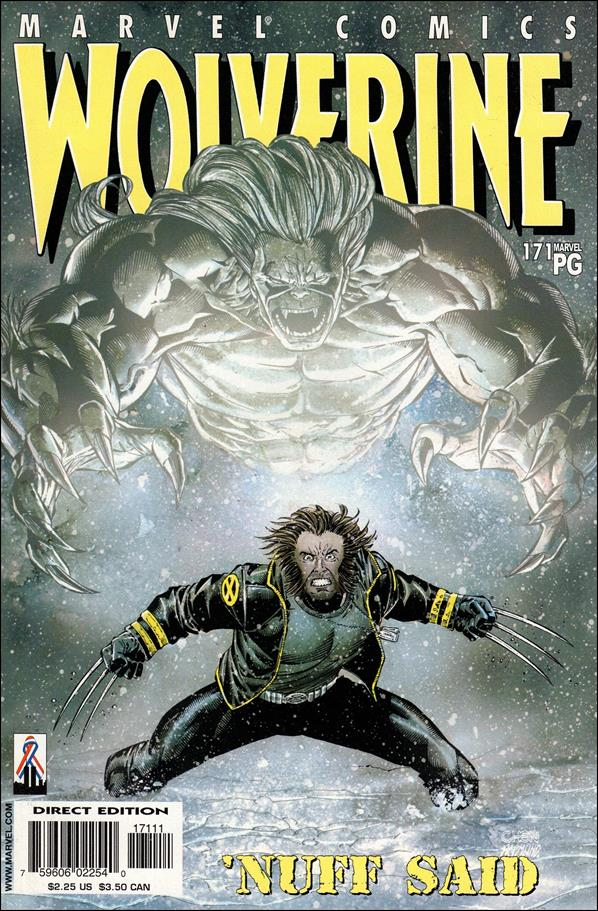 Wolverine (1988)  171-A by Marvel