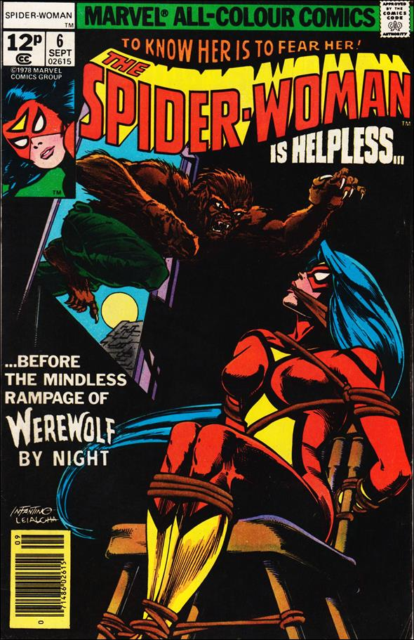Spider-Woman (1978) 6-B by Marvel