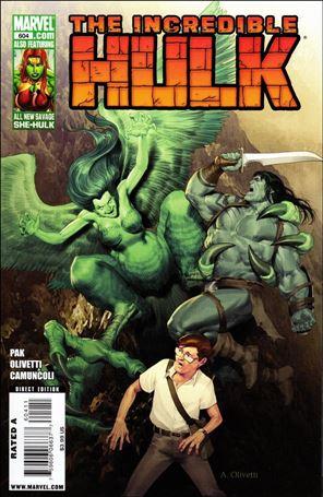 Incredible Hulk (1968) 604-A