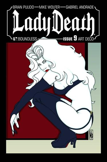 Lady Death (2010) 9-C by Boundless Comics