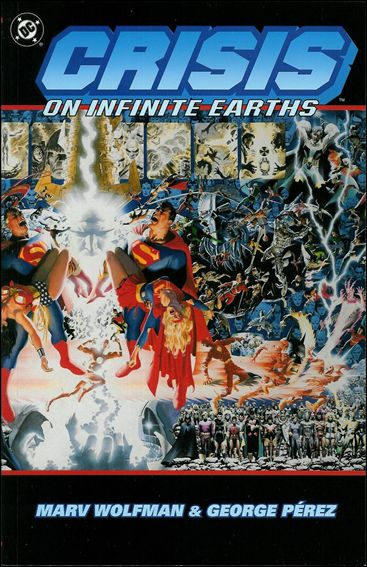 Crisis on Infinite Earths 1-D by DC