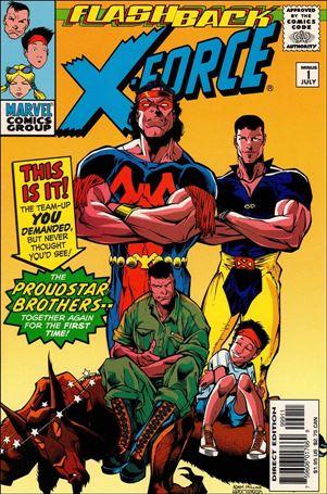 X-Force (1991) -1-A