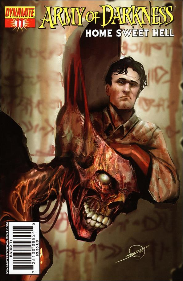 Army of Darkness: Home Sweet Hell 11-B by Dynamite Entertainment