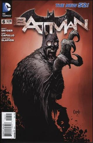 Batman (2011) 6-F by DC