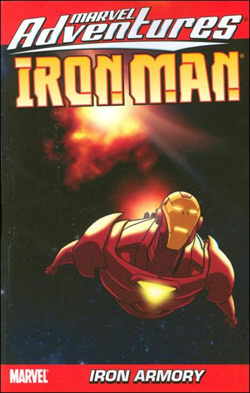 Marvel Adventures Iron Man 2-A by Marvel