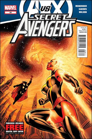 Secret Avengers (2010) 28-A by Marvel