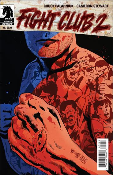 Fight Club 2 2-B by Dark Horse