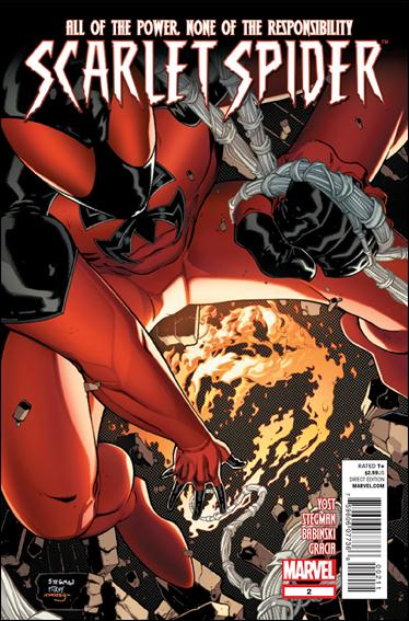 Scarlet Spider (2012) 2-A by Marvel