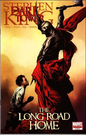 Dark Tower: The Long Road Home 5-A by Marvel