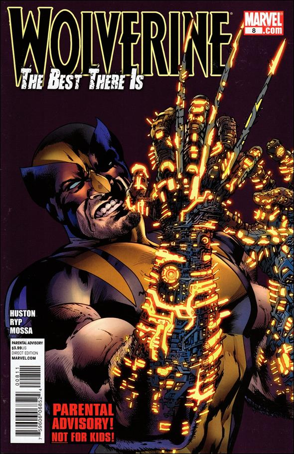 Wolverine: The Best There Is 8-A by Marvel