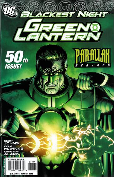 Green Lantern (2005) 50-A by DC