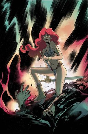 Red Sonja: The Superpowers 4-P