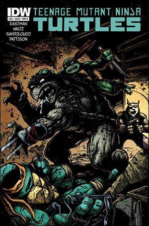 Teenage Mutant Ninja Turtles (2011) 35-B