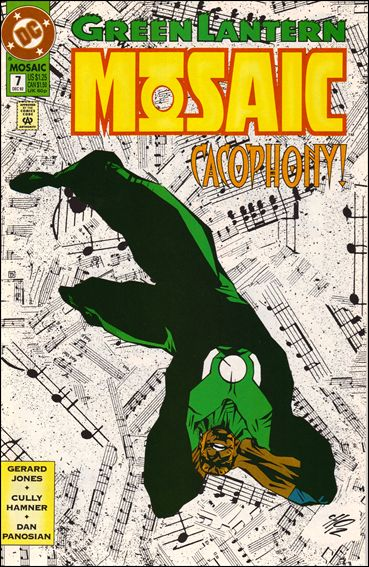 Green Lantern: Mosaic 7-A by DC