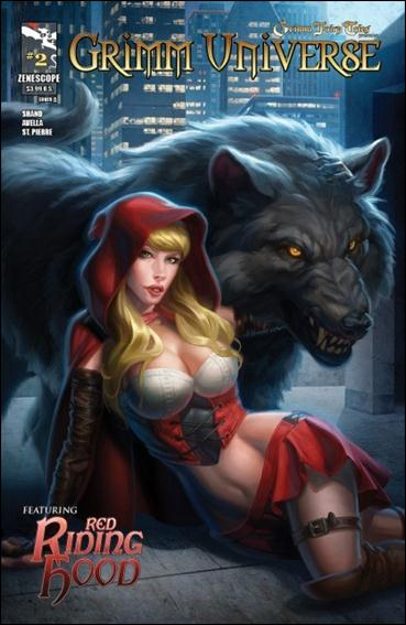 Grimm Universe 2-A by Zenescope Entertainment