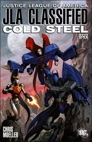 JLA Classified: Cold Steel 1-A by DC