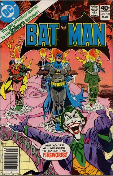 Batman (1940) 321-A by DC