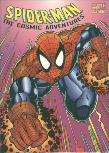 Spider-Man: The Cosmic Adventures 1-A by Marvel