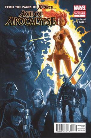 Age of Apocalypse (2012) 1-D