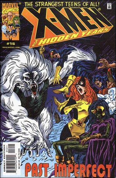 X-Men: The Hidden Years 16-A by Marvel