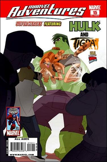 Marvel Adventures Super Heroes (2008) 15-A by Marvel