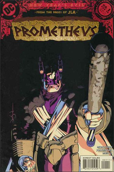 Prometheus (Villains) 1-A by DC