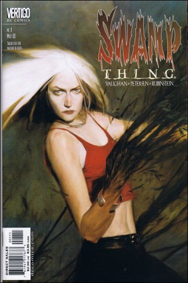 Swamp Thing (2000) 1-A by Vertigo
