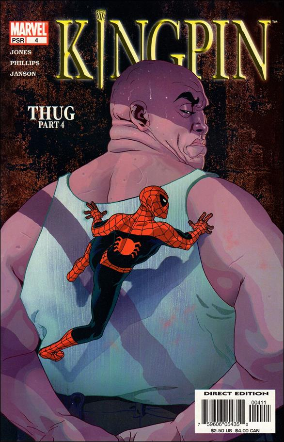 Kingpin (2003) 4-A by Marvel