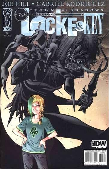Locke & Key: Crown of Shadows 2-B by IDW