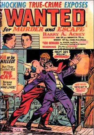 Wanted Comics 48-A