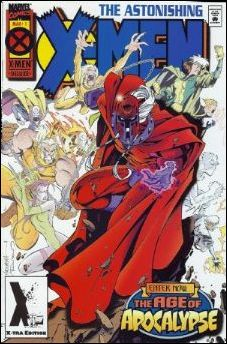 Astonishing X-Men (1995) 1-B by Marvel