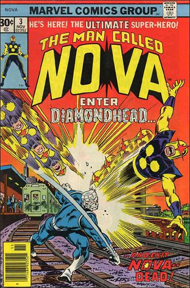 Nova (1976) 3-A by Marvel