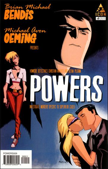Powers (2004) 9-A by Icon