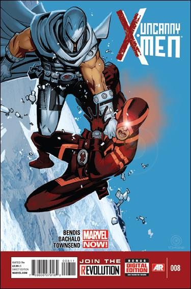 Uncanny X-Men (2013) 8-A by Marvel
