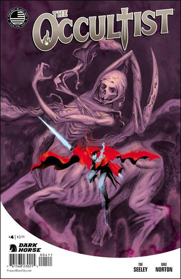 Occultist (2013) 4-A by Dark Horse