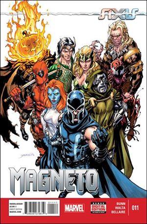 Magneto (2014) 11-A
