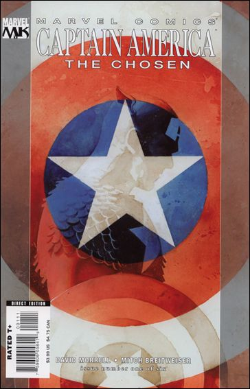 Captain America: The Chosen 1-A by Marvel