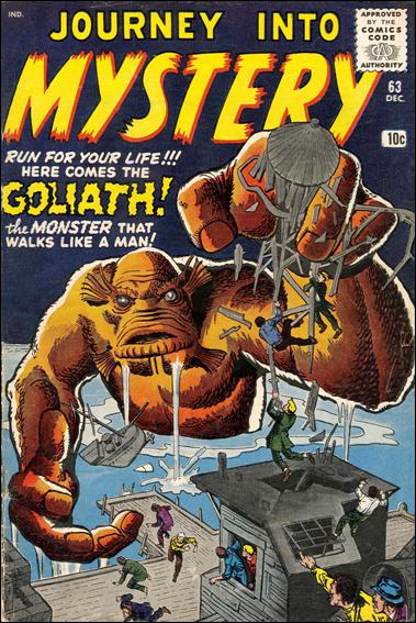 Journey into Mystery (1952) 63-A by Marvel
