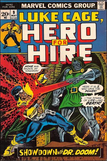 Hero for Hire 9-A by Marvel
