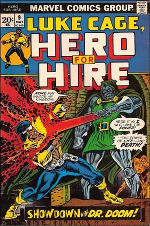 Hero for Hire 9-A