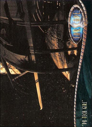 Farscape: Season One (Base Set) 22-A by Rittenhouse