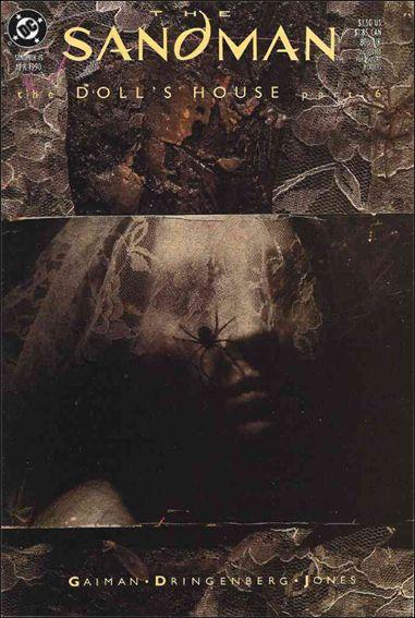 Sandman (1989) 15-A by Vertigo