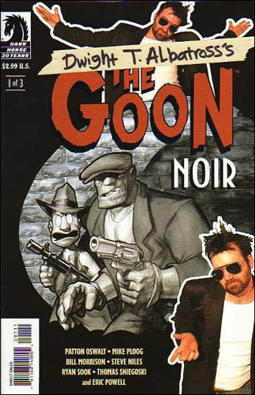 Goon Noir 1-A by Dark Horse
