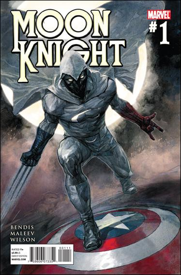 Moon Knight (2011) 1-A by Marvel