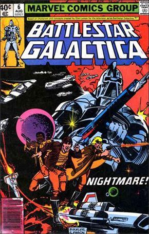 Battlestar Galactica (1979) 6-A