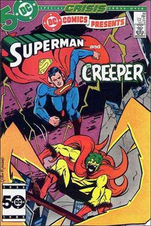 DC Comics Presents 88-A