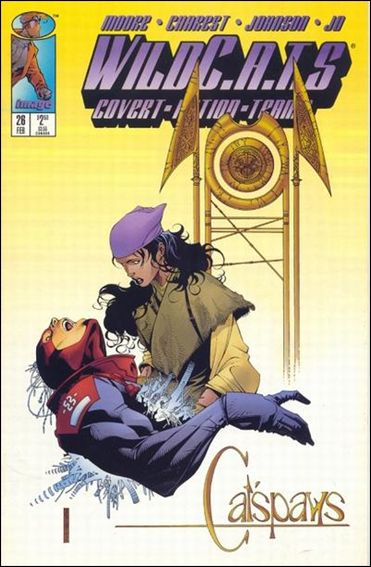 WildC.A.T.s: Covert Action Teams 26-A by Image