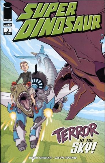 Super Dinosaur 3-A by Skybound Entertainment