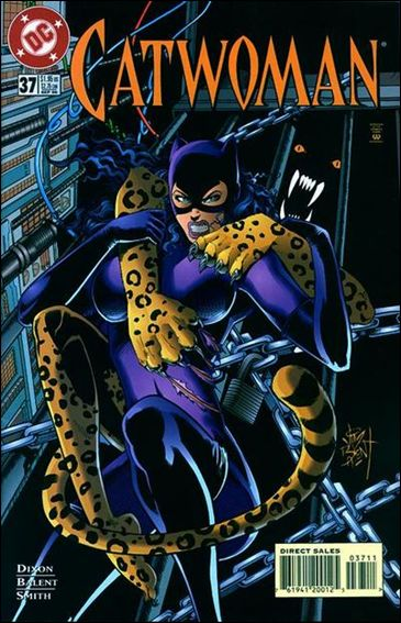 Catwoman (1993) 37-A by DC
